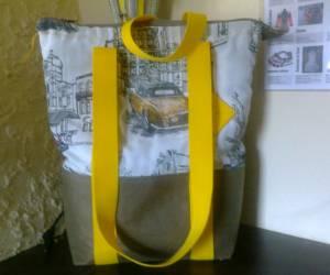 "Yellow gazelle- collection "" voyage"""
