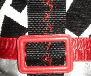 Cousu de fil rouge